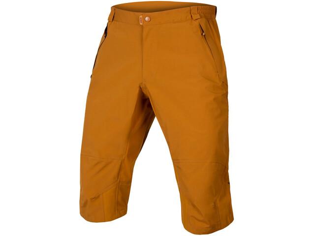 Endura MT500 II Waterdichte Shorts Heren, nutmeg